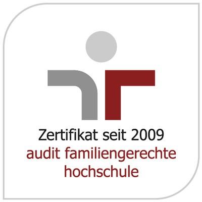 Logo audit familiengerechte hochschule